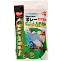 クオリス 小鳥のためのボレー 牡蠣殻 自然食タイプ 250g