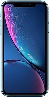 Smartphone iPhone XR - 64GB - Desbloqueado - Color Azul - Renewed