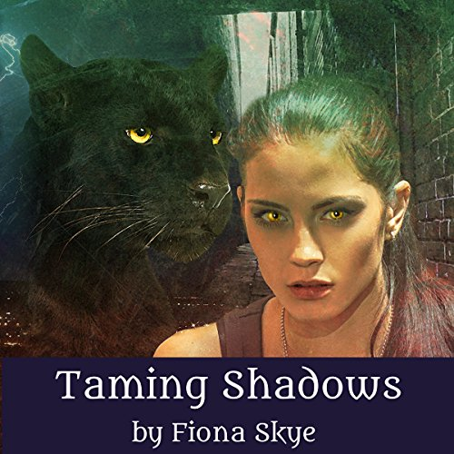 Taming Shadows audiobook cover art