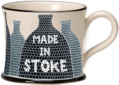 Moorland Pottery Made in Stoke tazza