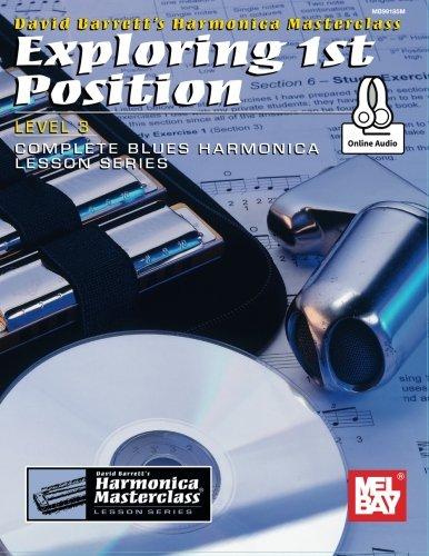 Harmonica Masterclass: Exploring 1st Position (Complete