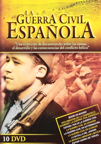 La Guerra Civil Española - Colección De Documentales [DVD]