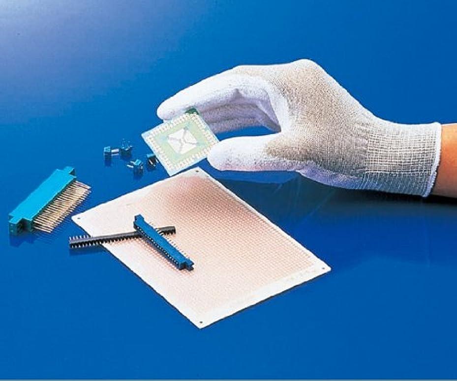 バズ法令ダンスショーワグローブ9-1009-12制電パームフィット手袋M
