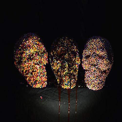 Chocolate Covered Death Split With Rainbow Sprinkles!