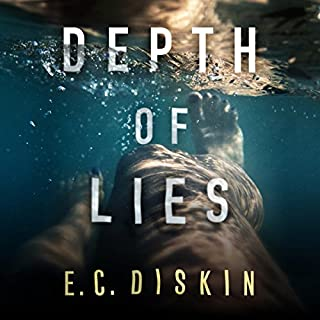 Depth of Lies audiobook cover art