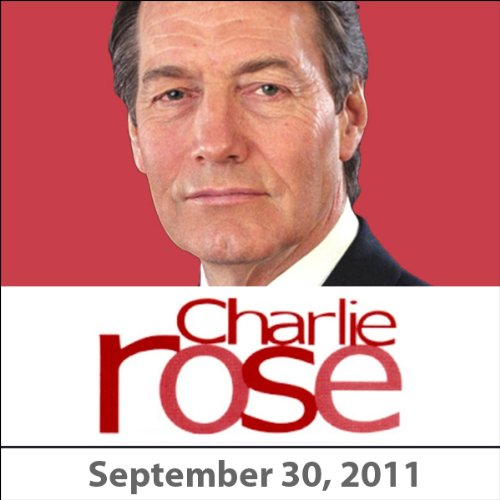 Charlie Rose: Warren Buffett, John Miller, David Ignatius and Eric Schmitt, September 30, 2011 audiobook cover art