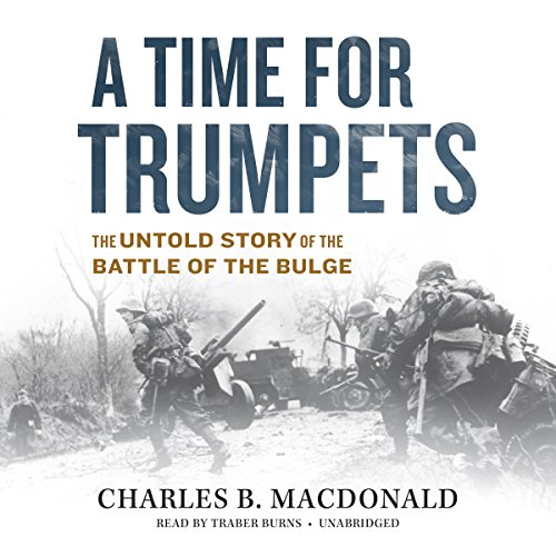 A Time for Trumpets audiobook cover art