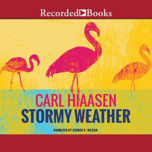 Stormy Weather Audiobook By Carl Hiaasen cover art