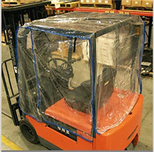 Protector de Lluvia para Carretillas Elevadoras de hasta 3 toneladas de capacidad