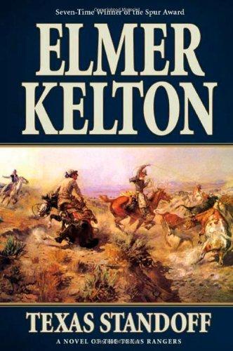 Image of Texas Standoff: A Novel of the Texas Rangers