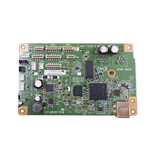 GSZU Scheda Principale Logica CE86 / Adatta per - Epson / L805 Mother Board Board Board Board Mainboard (Color : UV Printer)