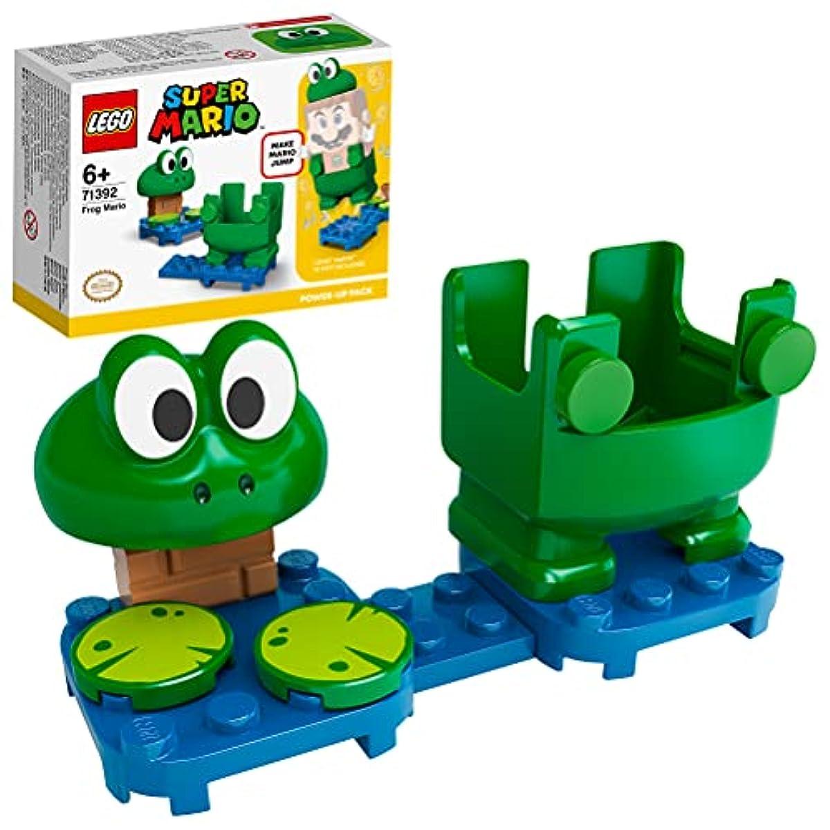 [해외] 레고(LEGO) 슈퍼마리오 개구리마리오 파워업팩 71392