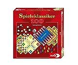 Noris 606111686 Spieleklassiker mit 100 Spielmöglichkeiten