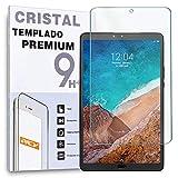 REY Protector de Pantalla para XIAOMI MI Pad 4 8', Cristal Vidrio Templado Premium Táblet