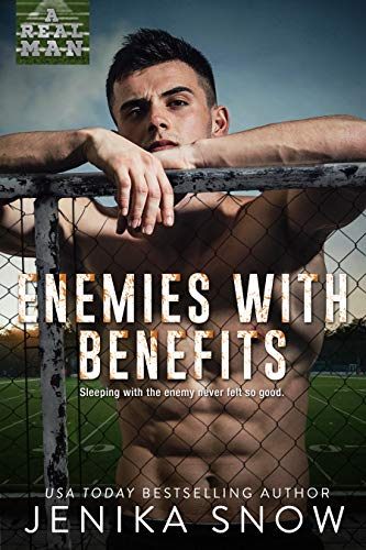 Enemies with Benefits (A Real Man, 27) (English Edition)