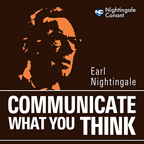 Communicate What You Think  cover art