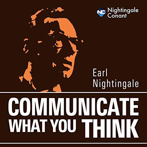 Couverture de Communicate What You Think