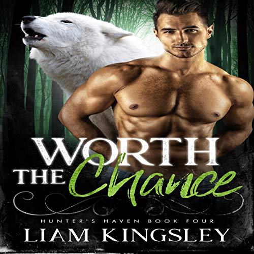 Worth the Chance audiobook cover art