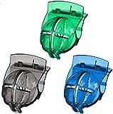 FINGER TEN Golf Ball Marker Line Drawing Tool Set of 3/6 Stück Golfball markierer Markierung Zeichnen Werkzeug Template Liner Putt Alignment Golfzubehör