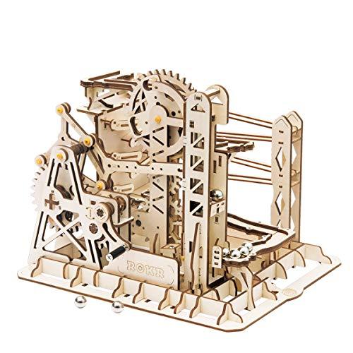 ROKR 3D-Puzzle aus Holz, mechanische Modellbausätze für Jugendliche und Erwachsene
