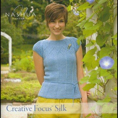 Nashua Creative Focus Silk Booklet