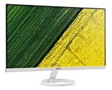 Acer R241YBwmix - Monitor de 23.8' FullHD (60cm, ZeroFrame, FreeSync, IPS, LED, 1ms (VRB), 250nits, VGA, HDMI, Audio Out, EcoDisplay), Color blanco