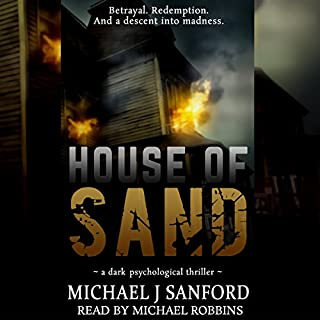 House of Sand audiobook cover art