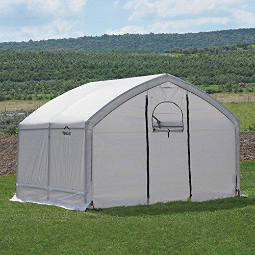 ShelterLogic AccelaFrame HD Greenhouse, 12 x 20 x 9'
