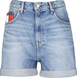 Tommy Jeans, High Rise Mom Short, Blue, TMH_DW0DW082131A5-27