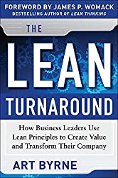 The top 10 lean books of all time the kaizone the lean turnaround 2012 by art byrne fandeluxe Images