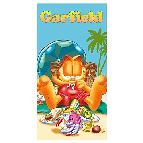 El Show de Garfield Toalla Garfield 70x140 cm