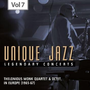 Unique Jazz, Vol. 7 (Quartet & Octet in Europe)