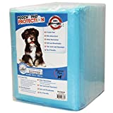Pooch Pad Protection Best Dog Training Pads 40 Count, XX-Large, Premium Quality with Instant Dry Absorbent Tech. Huge Pee Pads. Super Soft & Extra Thick Puppy Pads, PP-PAD-40