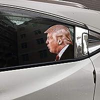 アメリカ大統領 2020年共和党ドナルド.トランプと民主党ジョセフ.ロビネット.バイデン ステッカー・デカール アメリカ クリエイティブ USA 2020 President (1共和党ドナルド.トランプ 左)