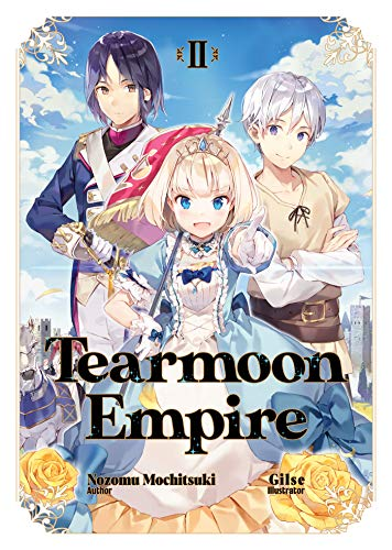 Tearmoon Empire: Volume 2 (English Edition)