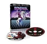 Deadpool - Steelbook lenticular (4K UHD + Blu-Ray) [Blu-ray]