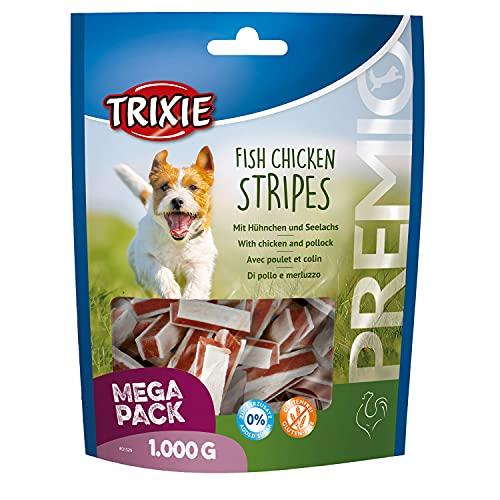 TRIXIE Premio Fish Chicken Stripes, 1er Pack (1 x 1000 g)