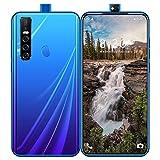 ZZYH Smartphone (6GB+128GB) Pantalla FHD+ 6.7 Pulgadas, Cámara Frontal De 16MP+Cámara Trasera 32MP, Android 10, Batería 5600mAh, 4G Dual SIM, Teléfono Móvil Sin SIM