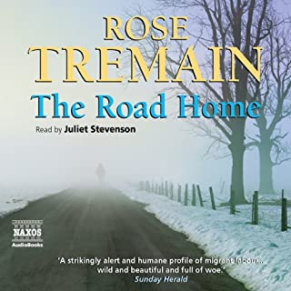 The Road Home audiobook cover art