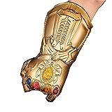BCCDP Iron Man Infinity Gauntlet Guante de los Vengadores con Luces led Guante...