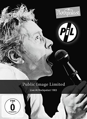Public Image Limited - Live At Rockpalast