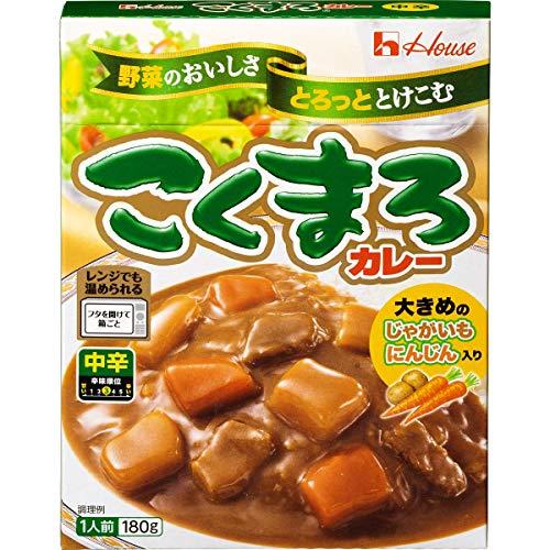 【第3位】ハウス食品『こくまろカレー』