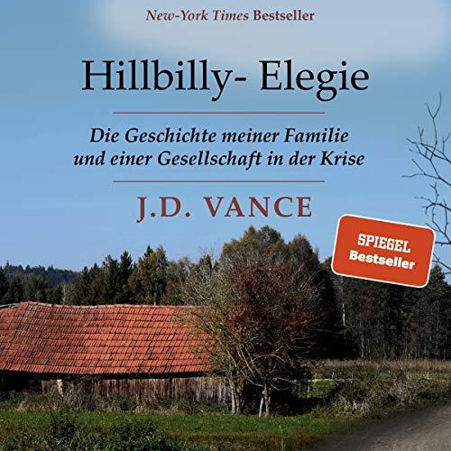 『Hillbilly-Elegie』のカバーアート