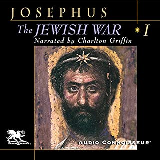 The Jewish War, Volume 1 audiobook cover art