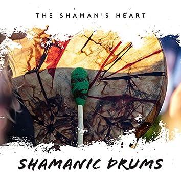The Shaman's Heart - Shamanic Drums Giving You Healing Vibrations and Deep Trance Meditation
