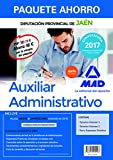 Paquete Ahorro Auxiliar Administrativo de la Diputación Provincial de Jaén. Ahorro de 48 € (incluye Temarios 1 y 2; Test y Supuestos prácticos; y acceso a Campus Oro)