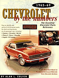 Chevrolet By the Numbers 1965-69: How to Identify and Verify All V-8 Drivetrain Parts For Small and Big Blocks