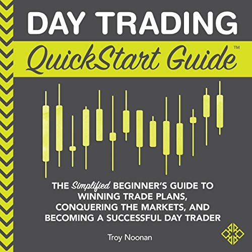 Day Trading QuickStart Guide cover art