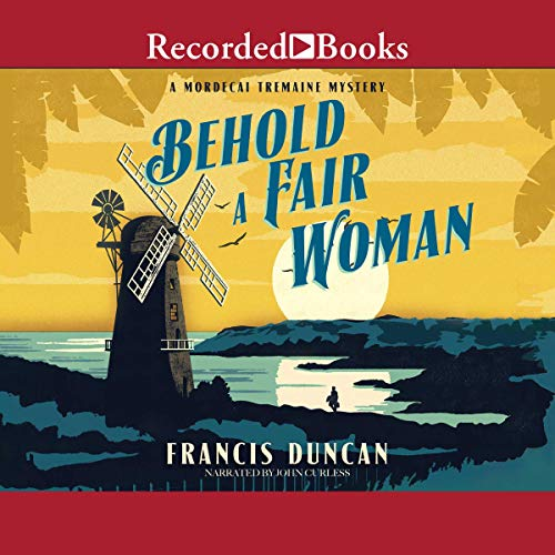 Behold a Fair Woman audiobook cover art