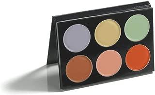 inglot cream concealer shades